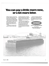 Maritime Reporter Magazine, page 5,  May 15, 1980