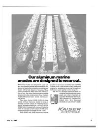 Maritime Reporter Magazine, page 9,  Jun 15, 1980 steel offshore platforms