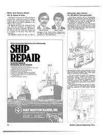 Maritime Reporter Magazine, page 10,  Jun 15, 1980 New York State Bar Association