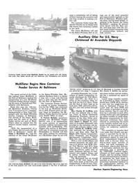 Maritime Reporter Magazine, page 36,  Jun 15, 1980 Allister Feeder