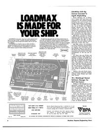 Maritime Reporter Magazine, page 2,  Jun 15, 1980 Connecticut