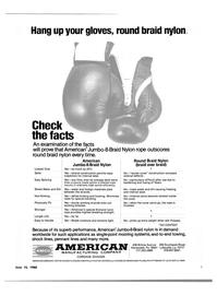 Maritime Reporter Magazine, page 3,  Jun 15, 1980 AMERICAN MANUFACTURING COMPANY CORDAGE DIVISION