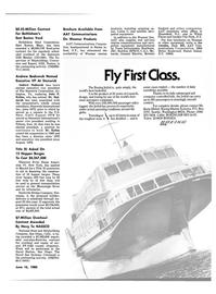 Maritime Reporter Magazine, page 7,  Jun 15, 1980 California