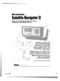 Maritime Reporter Magazine, page 13,  Jul 1980 Meets U.S. Coast Guard
