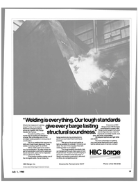 Maritime Reporter Magazine, page 17,  Jul 1980