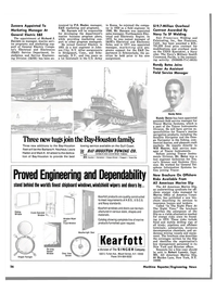 Maritime Reporter Magazine, page 26,  Jul 1980 California