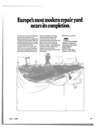 Maritime Reporter Magazine, page 35,  Jul 1980 Sllllll Amsterdam Drydock Company