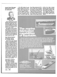 Maritime Reporter Magazine, page 39,  Jul 1980