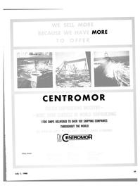 Maritime Reporter Magazine, page 4th Cover,  Jul 1980