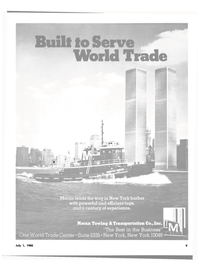 Maritime Reporter Magazine, page 7,  Jul 1980 World Trade Center