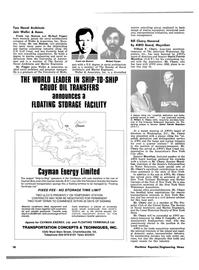 Maritime Reporter Magazine, page 16,  Jul 15, 1980 Caribbean