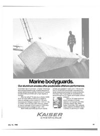 Maritime Reporter Magazine, page 17,  Jul 15, 1980 manufacturing facility