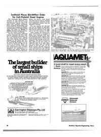 Maritime Reporter Magazine, page 28,  Jul 15, 1980 A-1