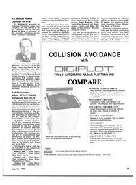 Maritime Reporter Magazine, page 35,  Jul 15, 1980 Jacques Hadler