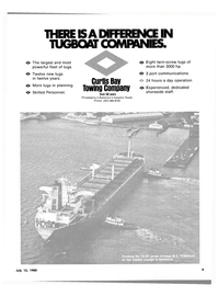 Maritime Reporter Magazine, page 7,  Jul 15, 1980 ISA DIFFERENCE