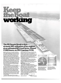 Maritime Reporter Magazine, page 18,  Aug 1980