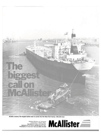 Maritime Reporter Magazine, page 1,  Aug 1980 New York