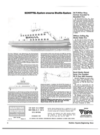 Maritime Reporter Magazine, page 2,  Aug 1980