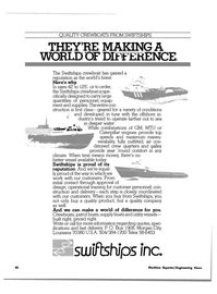 Maritime Reporter Magazine, page 38,  Aug 1980