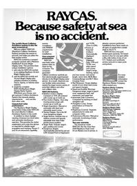 Maritime Reporter Magazine, page 41,  Aug 1980 radar systems