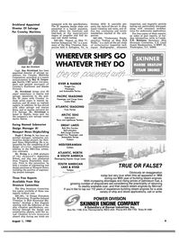 Maritime Reporter Magazine, page 7,  Aug 1980 Alaska