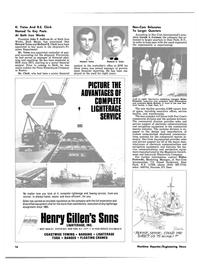 Maritime Reporter Magazine, page 14,  Aug 15, 1980 Walter Perlowski