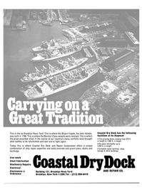 Maritime Reporter Magazine, page 15,  Aug 15, 1980 AND REPAIR CO. Building