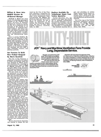 Maritime Reporter Magazine, page 19,  Aug 15, 1980 Kansas