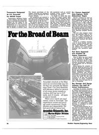 Maritime Reporter Magazine, page 24,  Aug 15, 1980 Roy C. Danziger