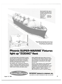 Maritime Reporter Magazine, page 25,  Aug 15, 1980 natural gas tankers