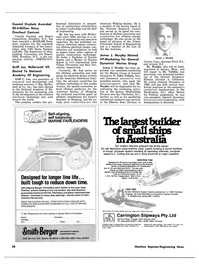 Maritime Reporter Magazine, page 26,  Aug 15, 1980