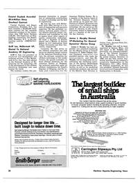 Maritime Reporter Magazine, page 26,  Aug 15, 1980 marine construction technology