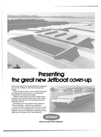 Maritime Reporter Magazine, page 31,  Aug 15, 1980 sturdier and heavier corrugated-steel construction