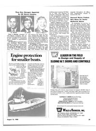 Maritime Reporter Magazine, page 37,  Aug 15, 1980 Connecticut