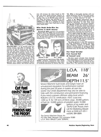 Maritime Reporter Magazine, page 38,  Aug 15, 1980