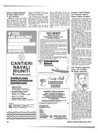 Maritime Reporter Magazine, page 42,  Aug 15, 1980 US East Coast