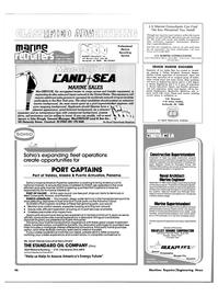 Maritime Reporter Magazine, page 44,  Aug 15, 1980 Caribbean