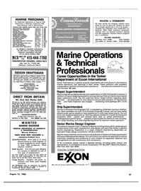 Maritime Reporter Magazine, page 45,  Aug 15, 1980 New York