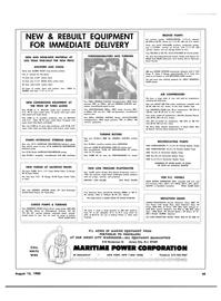 Maritime Reporter Magazine, page 47,  Aug 15, 1980 Riley-Beaird Evaporator