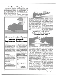 Maritime Reporter Magazine, page 8,  Sep 1980 Louisiana