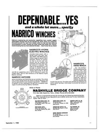 Maritime Reporter Magazine, page 19,  Sep 1980 Virginia
