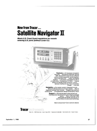 Maritime Reporter Magazine, page 25,  Sep 1980 Meets U.S. Coast Guard
