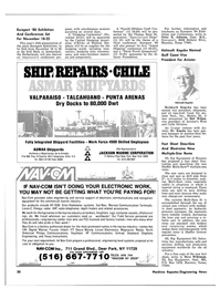 Maritime Reporter Magazine, page 28,  Sep 1980
