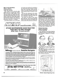 Maritime Reporter Magazine, page 36,  Sep 1980 New York