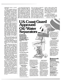 Maritime Reporter Magazine, page 13,  Sep 15, 1980 oil/water separator