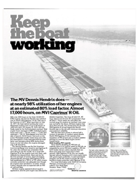 Maritime Reporter Magazine, page 17,  Sep 15, 1980