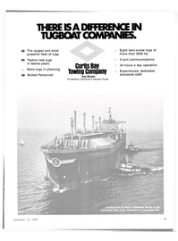 Maritime Reporter Magazine, page 27,  Sep 15, 1980 CURTIS BAY TOWING COMPANY