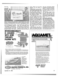 Maritime Reporter Magazine, page 29,  Sep 15, 1980