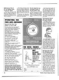 Maritime Reporter Magazine, page 44,  Sep 15, 1980