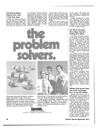 Maritime Reporter Magazine, page 46,  Sep 15, 1980